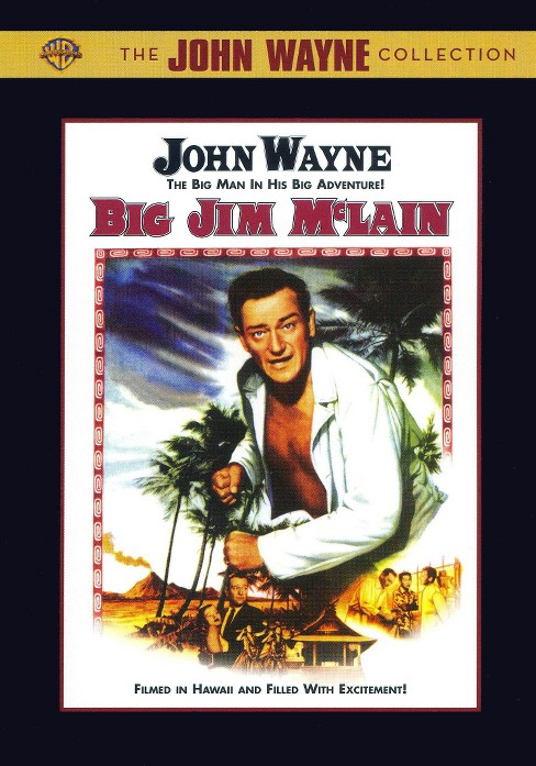 Big jim mclain (DVD) - image 1 of 1