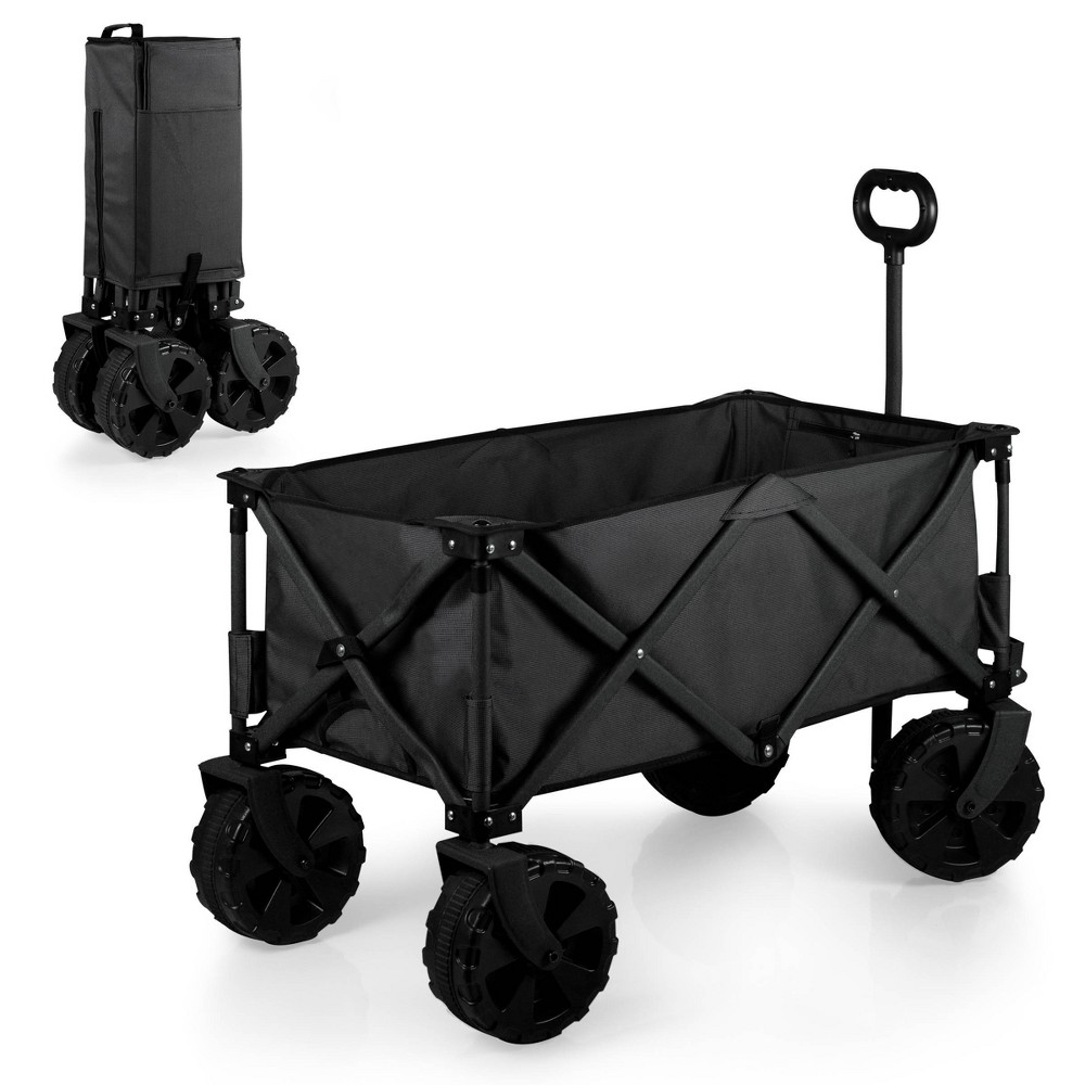 Image of Picnic Time Adventure Wagon All Terrain Edition - Black