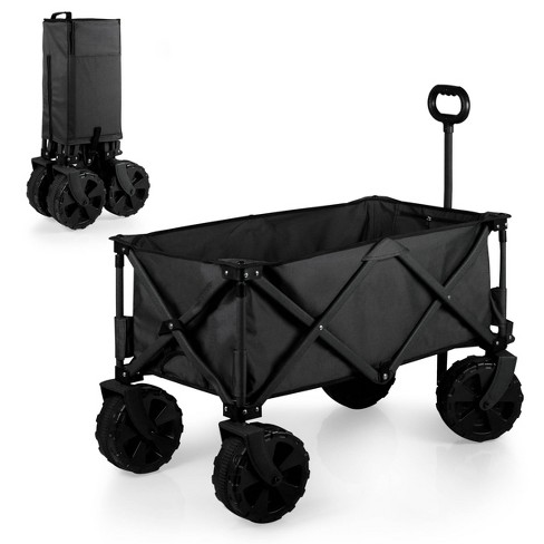 Picnic Time Adventure Wagon All Terrain Edition - Black - image 1 of 4