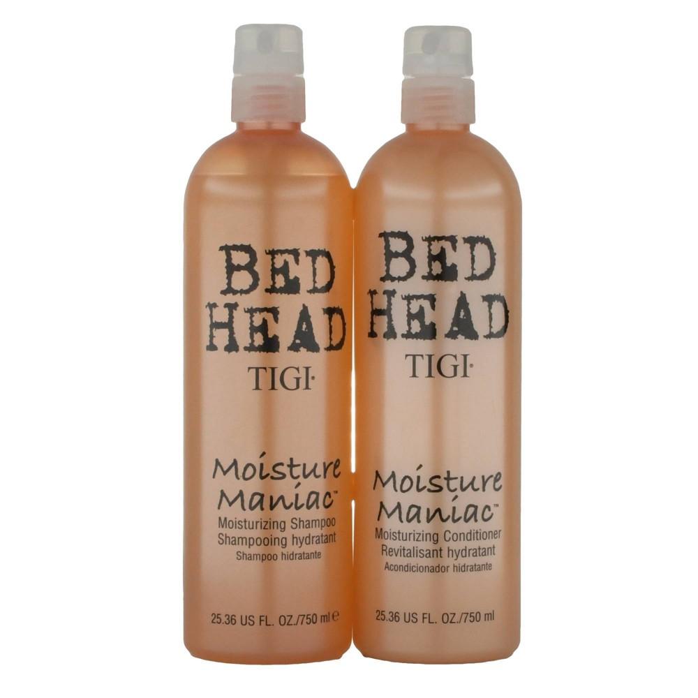 Image of TIGI Bed Head Moisture Maniac Moisturizing Hair Care Collection - 50.72 fl oz