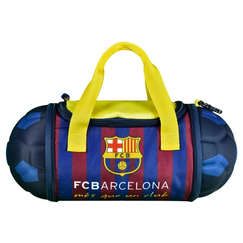 La Liga FC Barcelona Collapsible Soccer Ball Lunch Bag   Target 90f8ec77b138