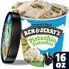 Ben & Jerry's Pistachio Pistachio Ice Cream - 16oz - image 2 of 4