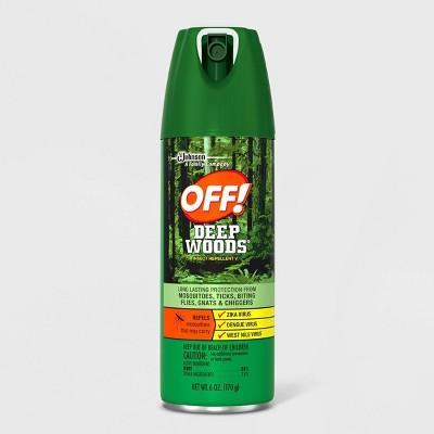 OFF! Deep Woods Insect Repellent V 6oz