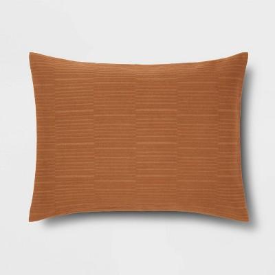 Textural Stripe Sham - Project 62™ + Nate Berkus™