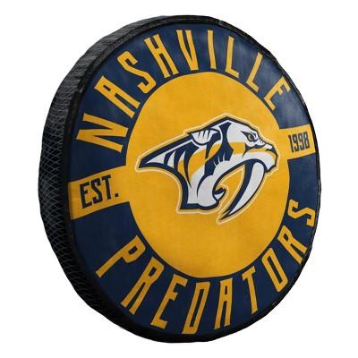 NHL Nashville Predators Cloud Pillow