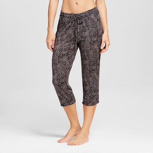 Women's Pajama Total Comfort Sleep Pants Animal Print - Gilligan & O'Malley™ - image 1 of 2