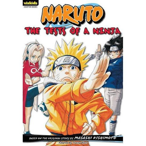 Naruto: Chapter Book, Vol. 2 - (Naruto Chapter Books) by  Masashi Kishimoto (Paperback) - image 1 of 1