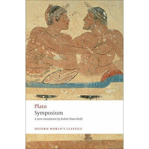Symposium - (Oxford World's Classics (Paperback)) (Paperback) - image 1 of 1