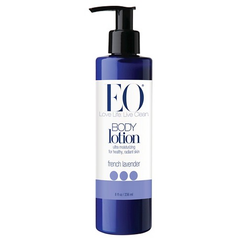 EO French Lavender Body Lotion - 8.0 fl oz - image 1 of 1