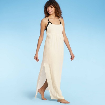 Women's Maxi Cover Up Dress - Shade & Shore™