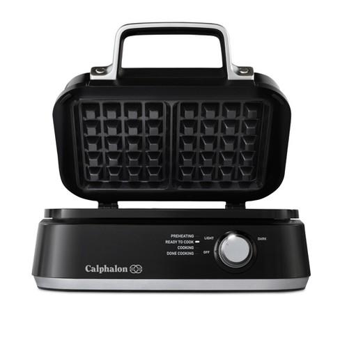 Calphalon Precision Control Waffle Make - Matte Black - image 1 of 4