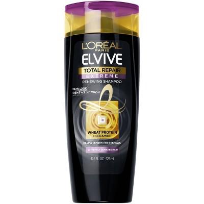 L'Oréal Paris Elvive Total Repair Extreme Renewing Shampoo - 12.6 fl oz