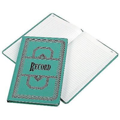 "Boorum & Pease 66 Series Record Book 7.63""W x 12.13""L 708966"