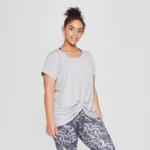 89344007e73ee Women s Plus Size Core Twist T-Shirt - C9 Champion®   Target