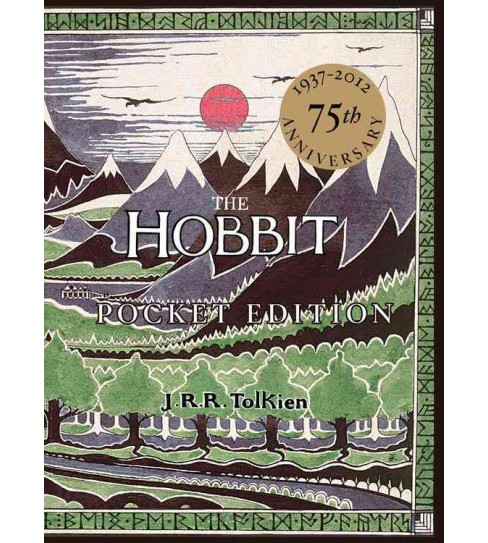 The Hobbit (Reprint) (Hardcover) - image 1 of 1