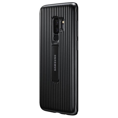on sale b8e73 214cf Samsung Galaxy S9 Plus Rugged Protective Cover - Black