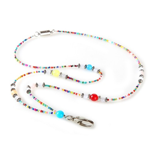 ID Avenue Beaded Lanyard Festival - image 1 of 2