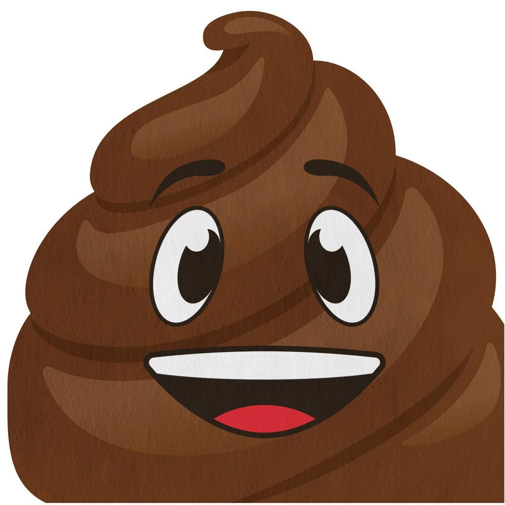 Image of 16ct Creative Converting Emoji Napkins