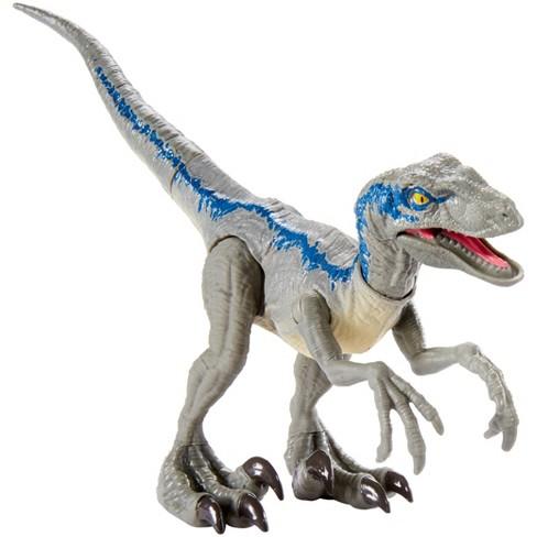 Jurassic World Savage Strike Velociraptor Blue - image 1 of 4