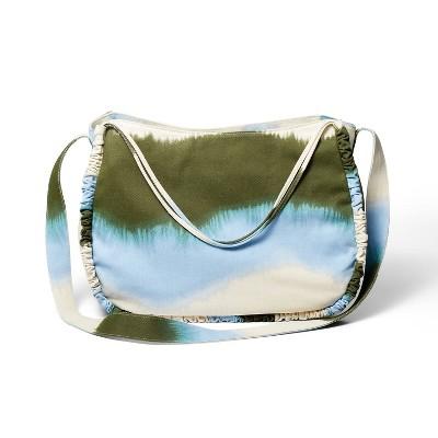 Dip-Dye Oversized Ruched Tote Handbag - Rachel Comey x Target