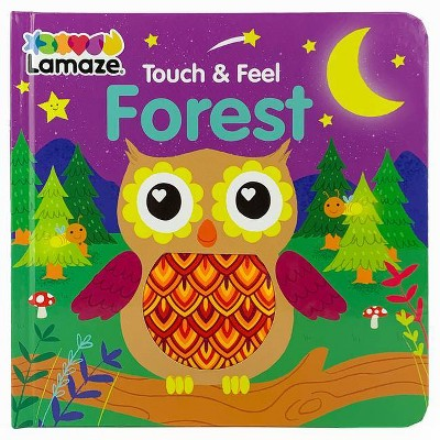 Forest - (Lamaze Activity Books) by  Rose Colombe (Board Book)