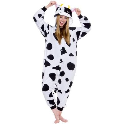 Funziez! Cow Adult Novelty Union Suit