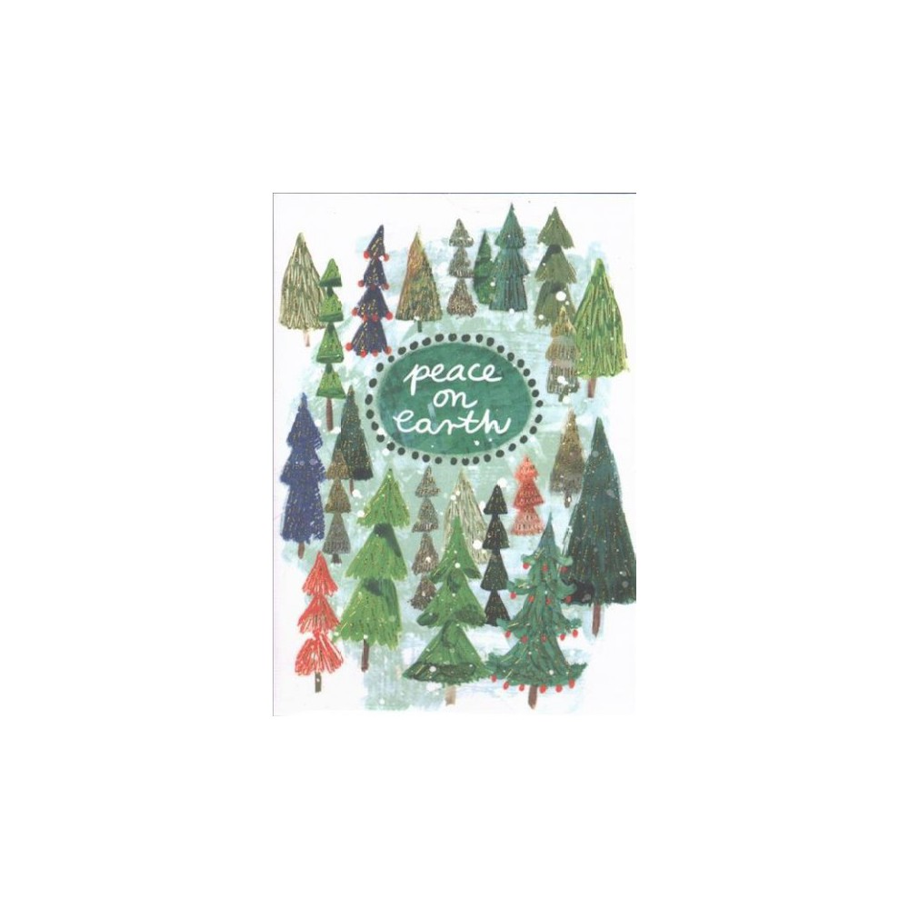 Festival of Trees Small Holiday Cards (Stationery) Festival of Trees Small Holiday Cards (Stationery)