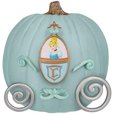 Disney Cinderella Pumpkin Push-In Halloween Decorating Kit
