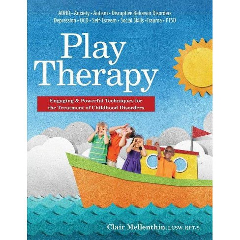 Play Therapy - by  Clair Mellenthin (Paperback) - image 1 of 1