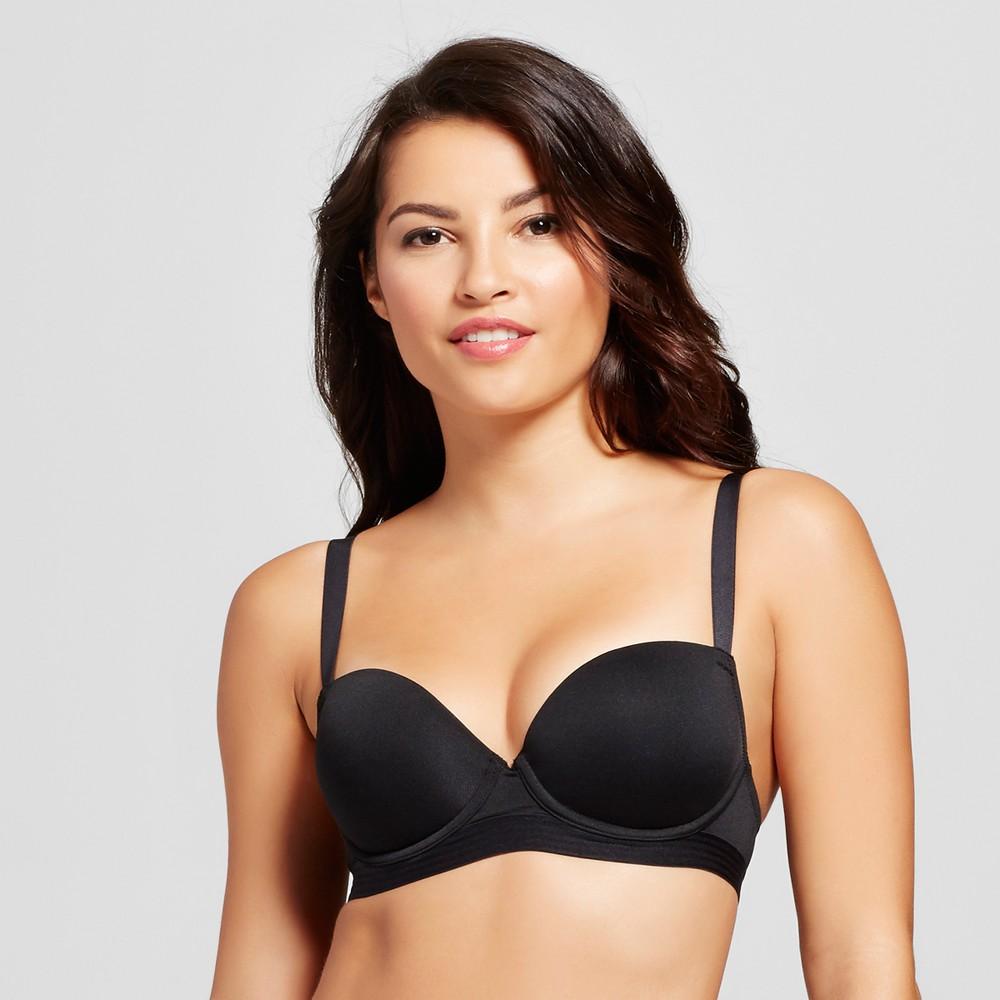Maidenform Self Expressions Womens Bonded Push Up Bra