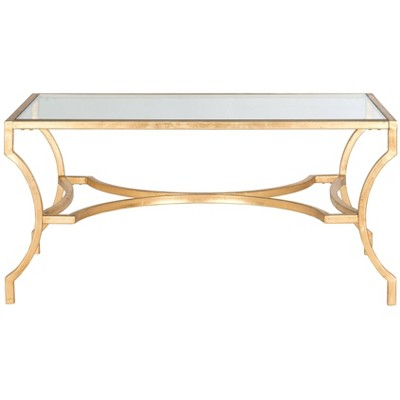 Alphonse Coffee Table Gold - Safavieh