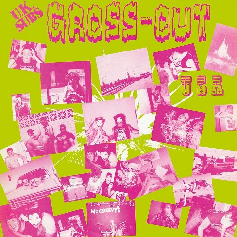 Uk subs - Gross out usa (Vinyl) - image 1 of 1
