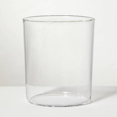 10oz Short Tumbler Glass - Hearth & Hand™ with Magnolia