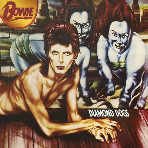 David Bowie - Diamond Dogs (Vinyl) - image 1 of 1