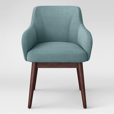 Marshad Modern Arm Anywhere Chair Blue - Project 62™