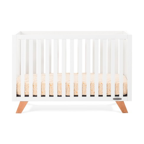 Forever Eclectic By Child Craft Soho 4 In 1 Convertible Crib Matte White Target