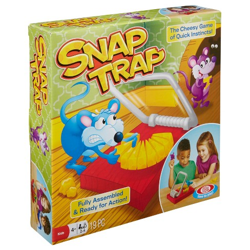 Ideal Snap Trap Game - image 1 of 4