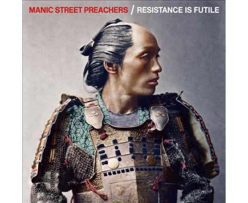 Manic Street Preache - Resistance Is Futile (CD) - image 1 of 1