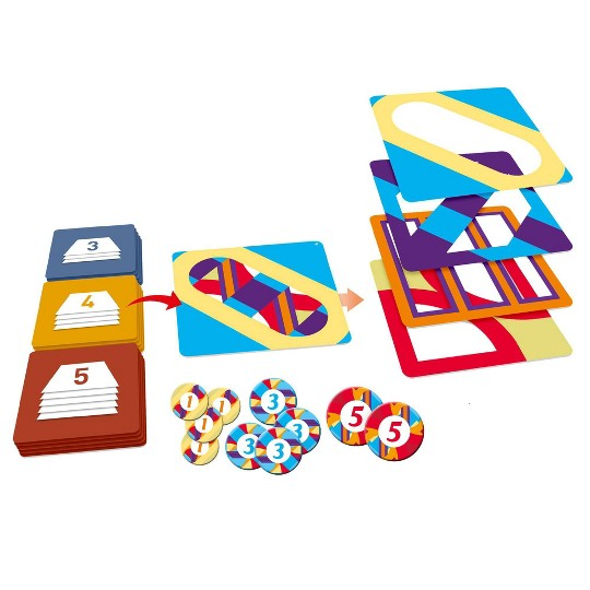 Layers Board Game, board games image number null