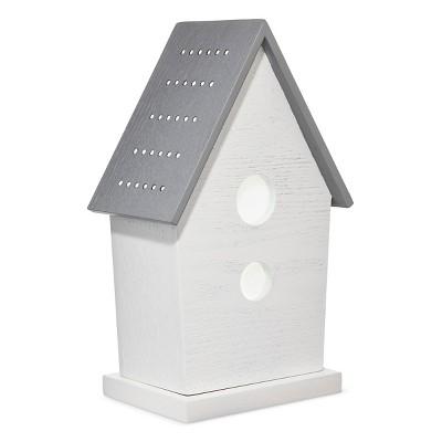 LED Wall Light Bird House - Cloud Island™ - Gray
