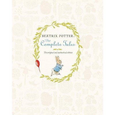 Beatrix Potter the Complete Tales - (Peter Rabbit) (Hardcover)