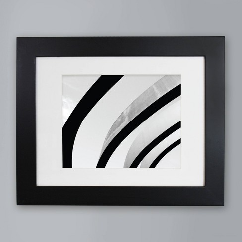 """8"""" x 10"""" Wide Gallery Matted Frame - Made By Design™ - image 1 of 4"""