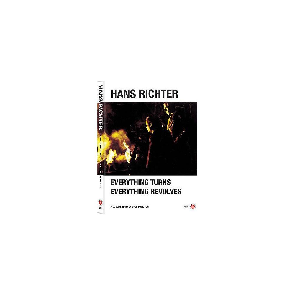 Hans Richter:Everything Turns Everyth (Dvd)