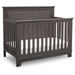 Two Tone Baby Cribs Target