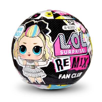 L.O.L. Surprise! Remix Fan Club, Re-released Doll with 7 Surprises