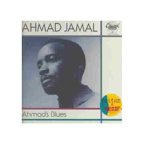 Ahmad Jamal - Ahmad's Blues (CD) - image 1 of 1