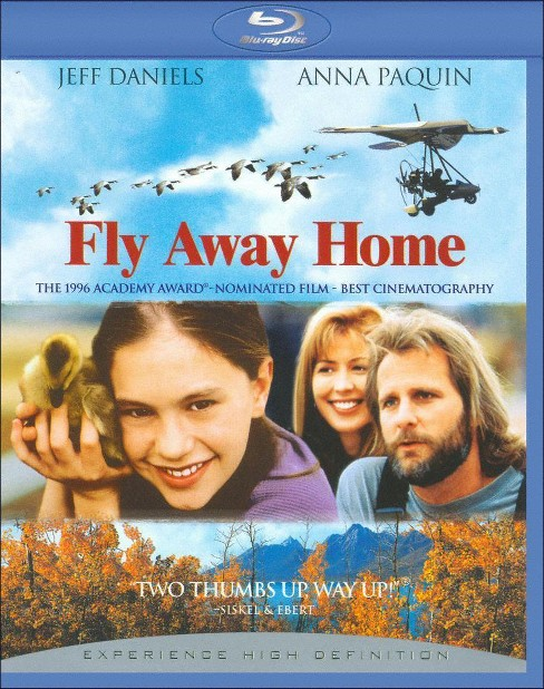 Fly Away Home (Blu-ray) - image 1 of 1