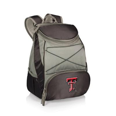 NCAA Texas Tech Red Raiders PTX Backpack Cooler - Black