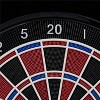 MD Sports New Haven Electronic Dartboard with Cabinet - image 4 of 4
