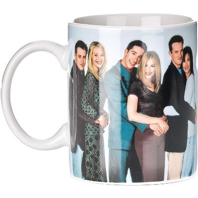 Paladone Products Ltd. Friends Group Photo 10 Ounce Ceramic Mug